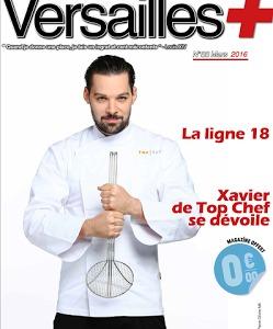 Article paru dans le magazine Versailles+ (Mars 2016)