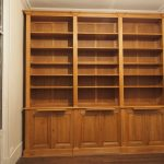 Réalisation de bibliothèques et meubles sur mesure à Paris