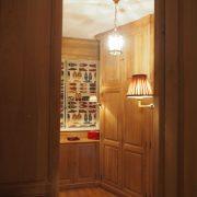 Bibliothèques dressings et boiseries sur mesure à Paris