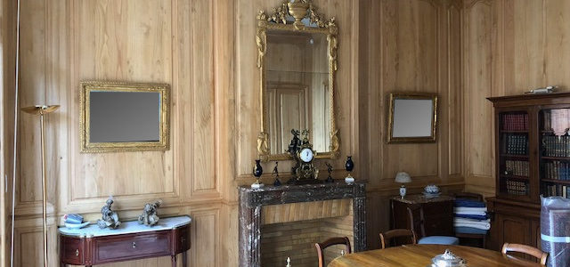 Réalisation d'une salle à manger à Paris pour un appartement haussmannien
