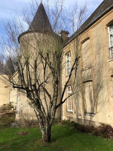 Château dans le Berry