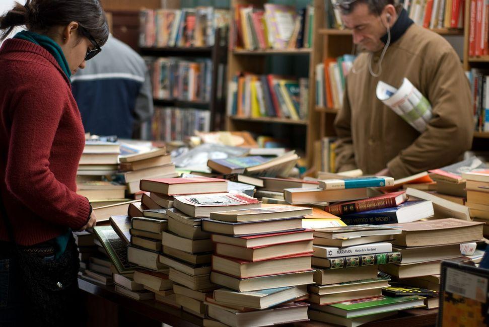 Les librairies à Versailles