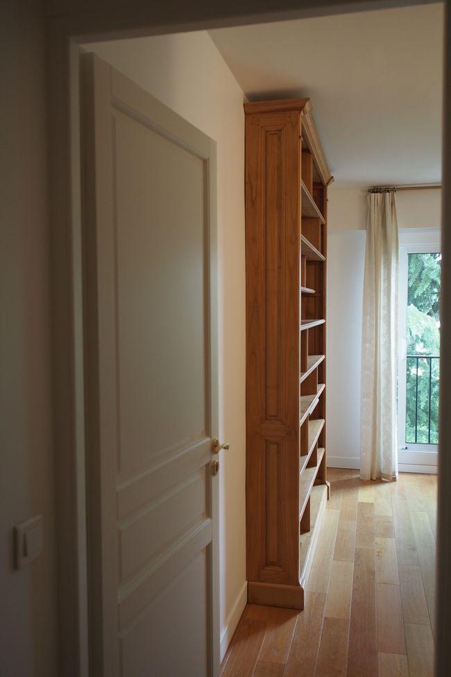 Réalisation sur mesure pour un appartement des Hauts de Seine