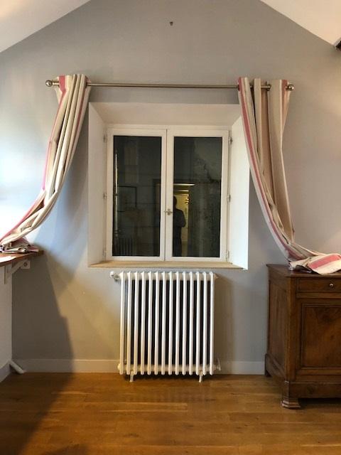 Cacher un radiateur avec un meuble