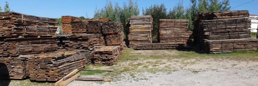 Les bois utilisés pour les aménagements sur mesure