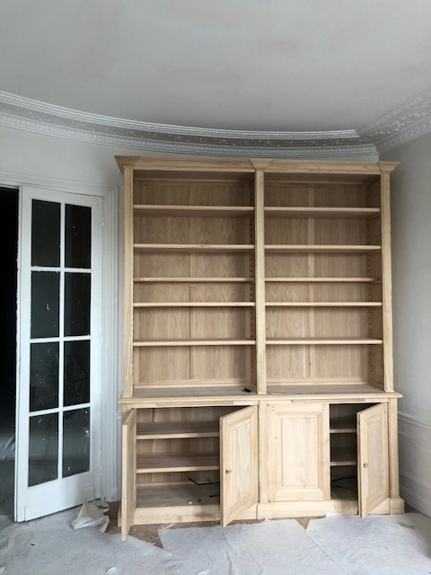 bibliotheque-michel-ange-surmesure-ouvert
