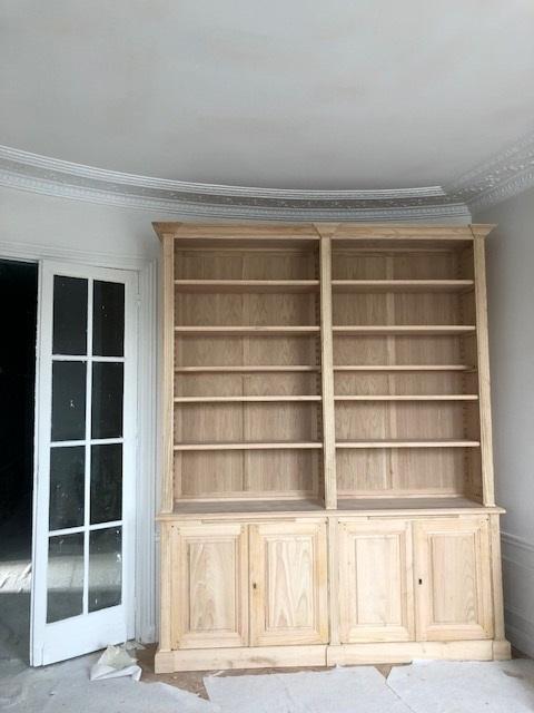 bibliotheque-michel-ange-surmesure