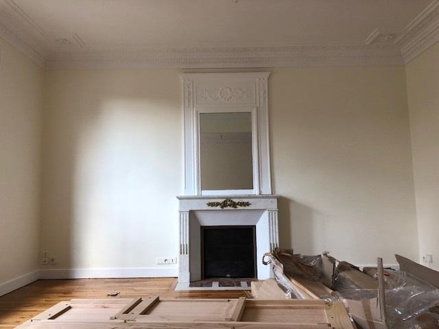 cheminee-marbre-chantier-client