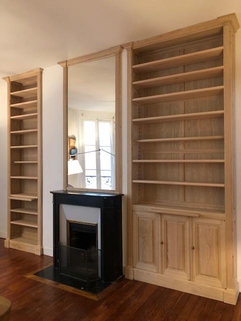 Des petites bibliothèques pour des espaces restreints