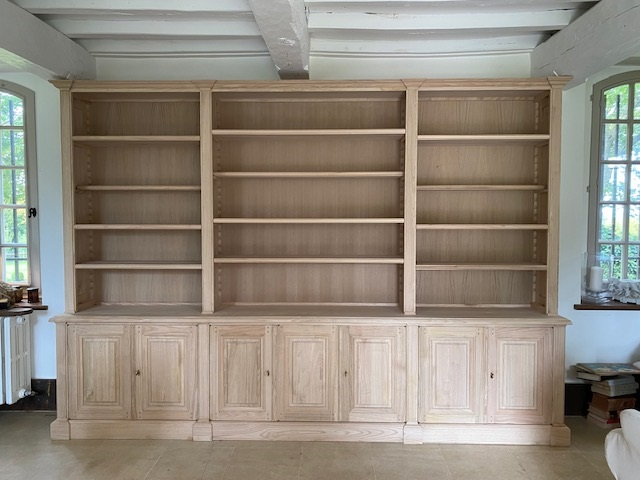 bibliotheque-bois-naturel